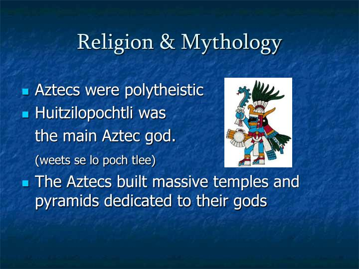 Religion & Mythology