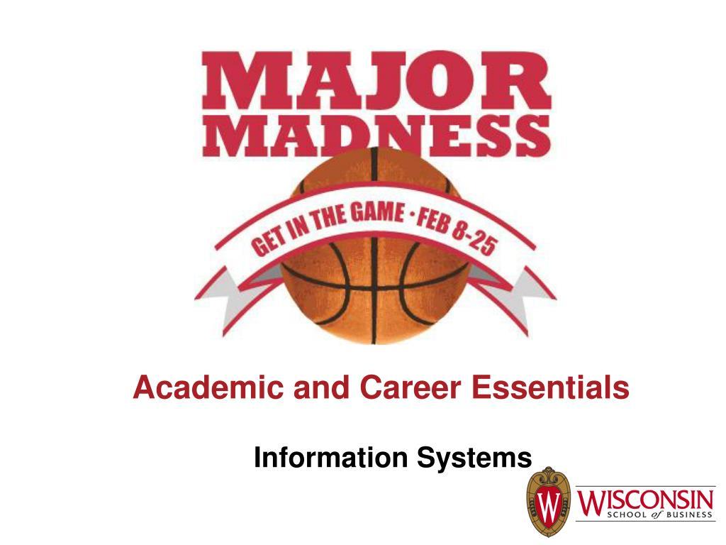 Academic and Career Essentials