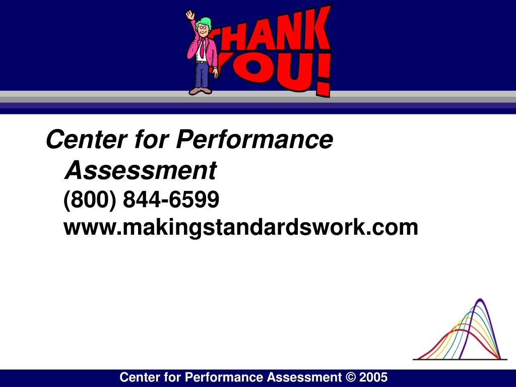 Center for Performance Assessment