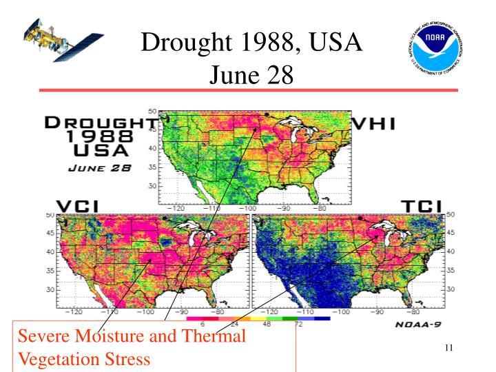 Drought 1988, USA