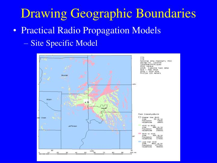 Practical Radio Propagation Models