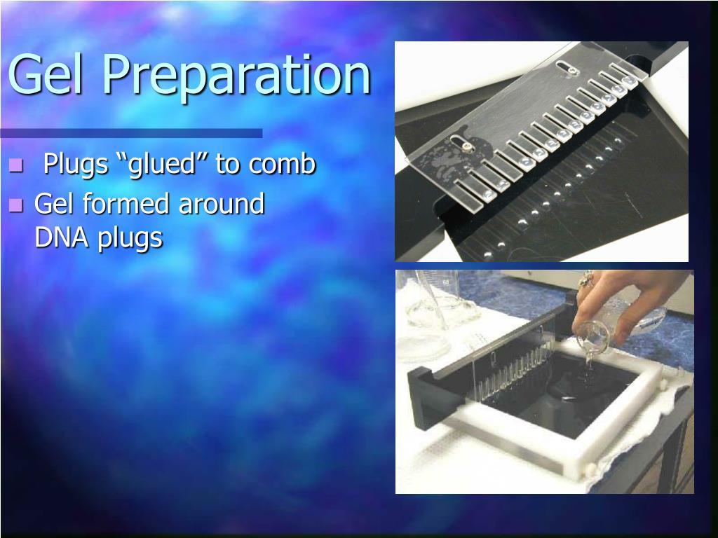 Gel Preparation