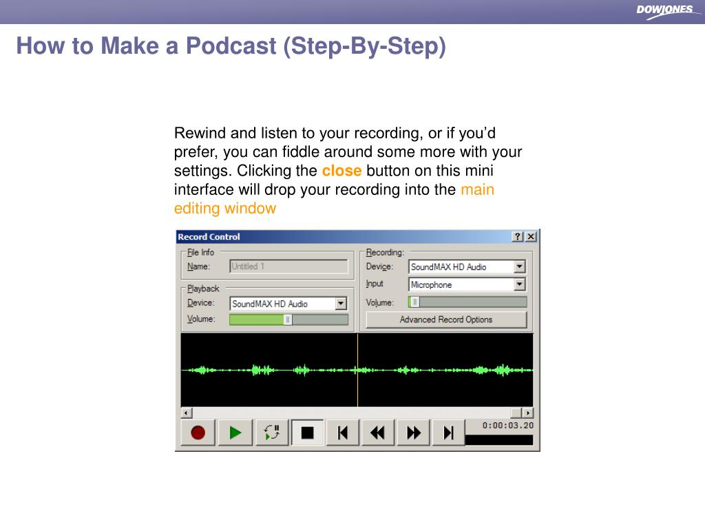 How to Make a Podcast (Step-By-Step)
