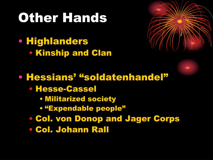 Other Hands