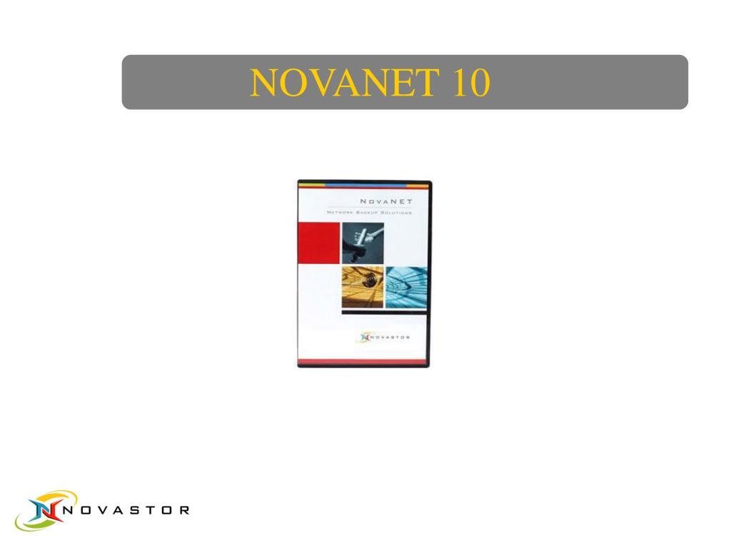 NOVANET 10