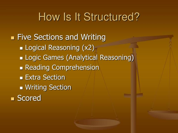 How Is It Structured?