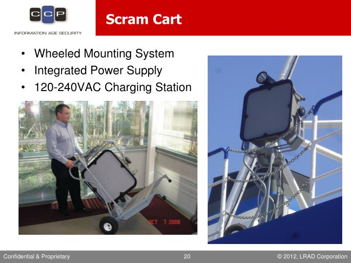 Wheeled Mounting System
