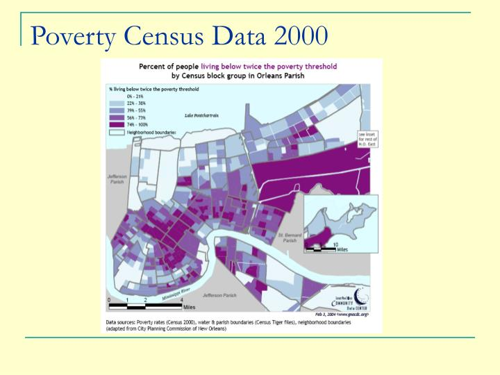 Poverty Census Data 2000