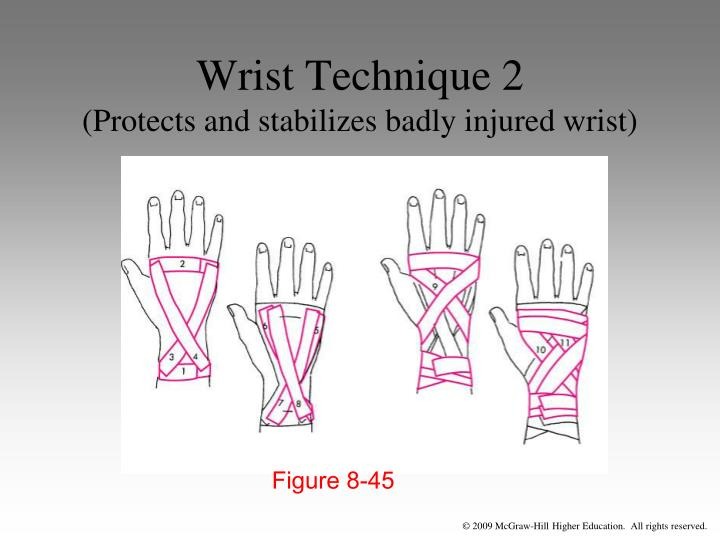 Wrist Technique 2