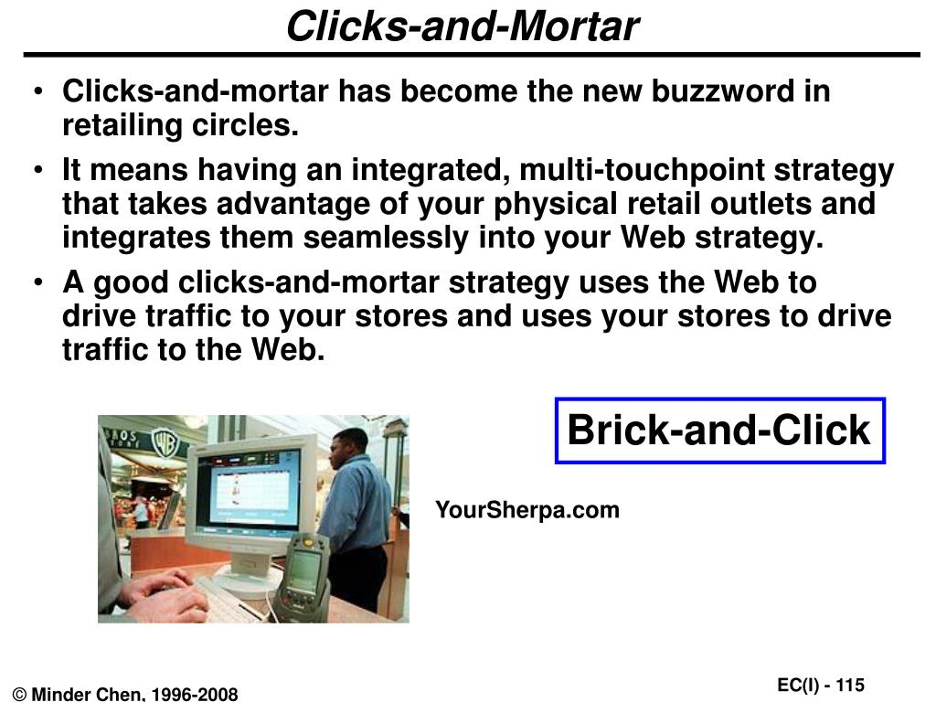 Clicks-and-Mortar