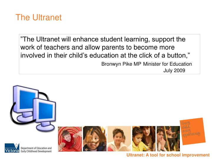 The Ultranet