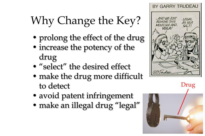 Why Change the Key?