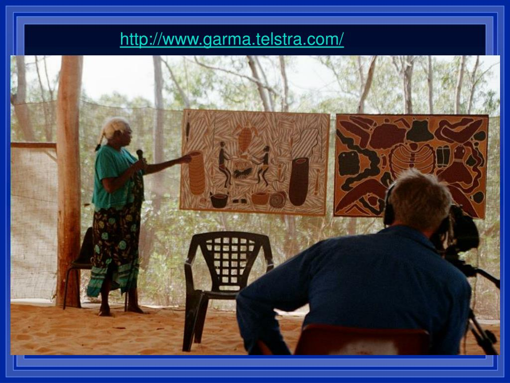 http://www.garma.telstra.com/