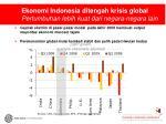 ekonomi indonesia ditengah krisis global pertumbuhan lebih kuat dari negara negara lain