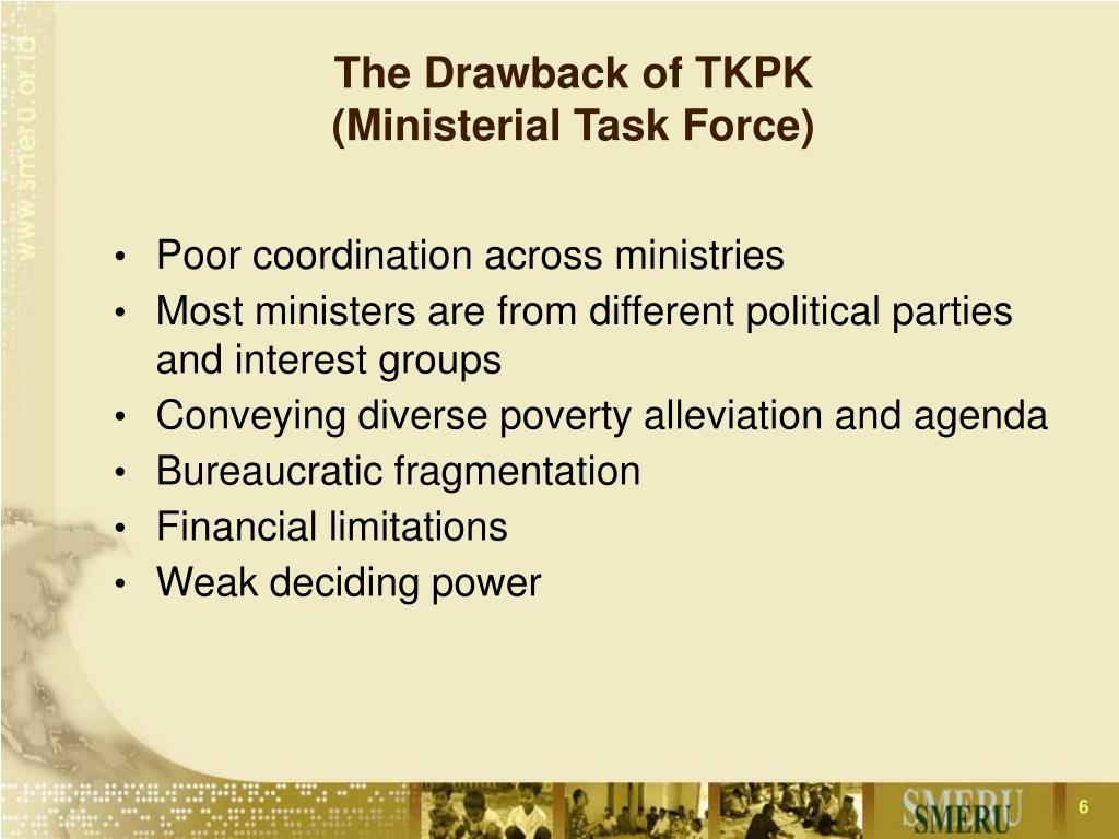 The Drawback of TKPK