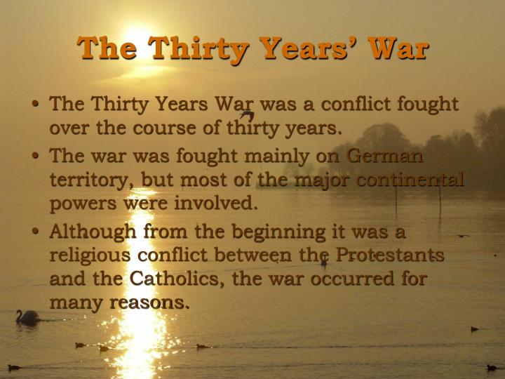 the conflict between the protestants and catholics
