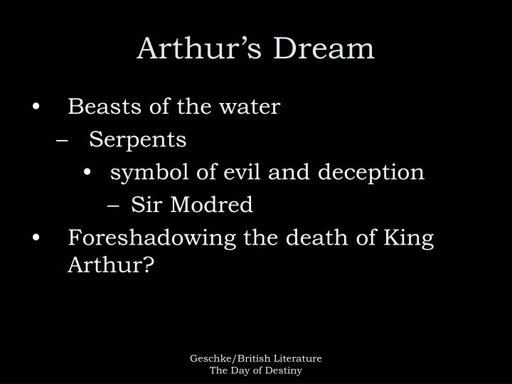 Arthur s dream1