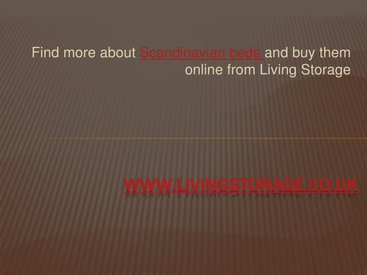 Www livingstorage co uk