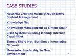 case studies1