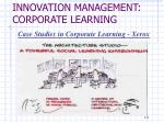 innovation management corporate learning16