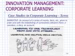 innovation management corporate learning17