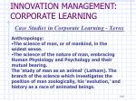 innovation management corporate learning19