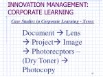 innovation management corporate learning2