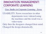 innovation management corporate learning7