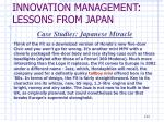 innovation management lessons from japan9
