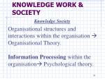 knowledge work society5