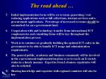 the road ahead11