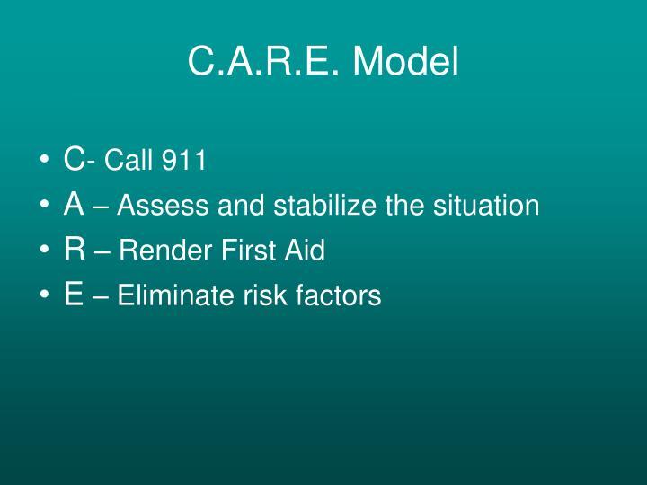 C.A.R.E. Model