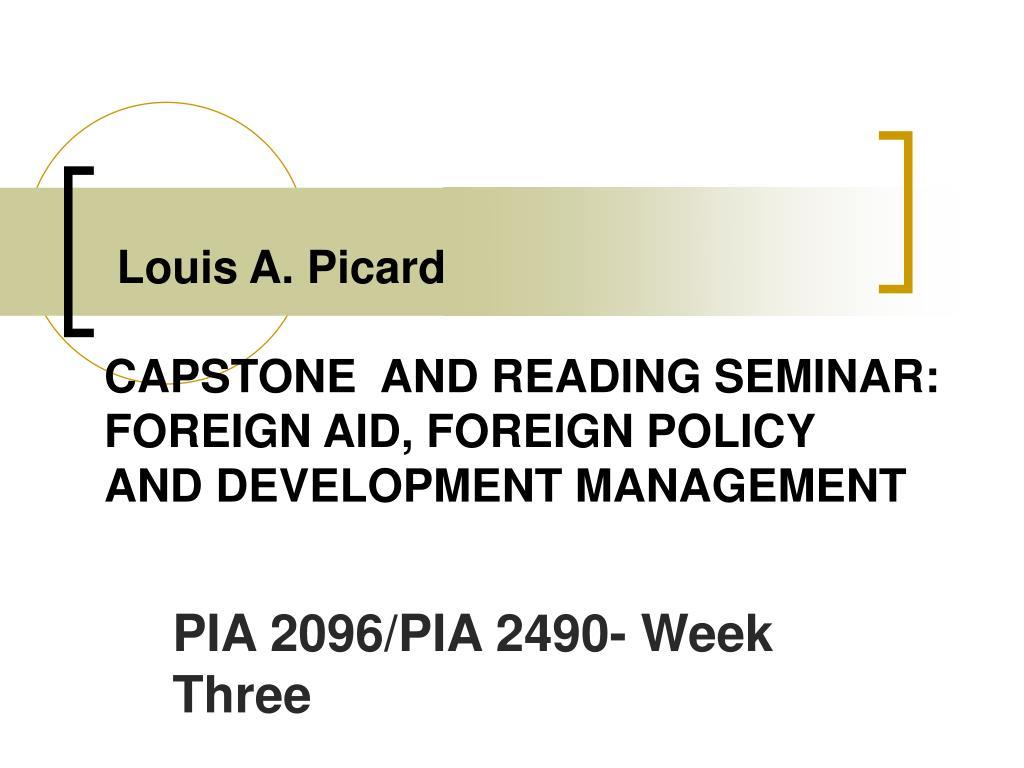 Louis A. Picard