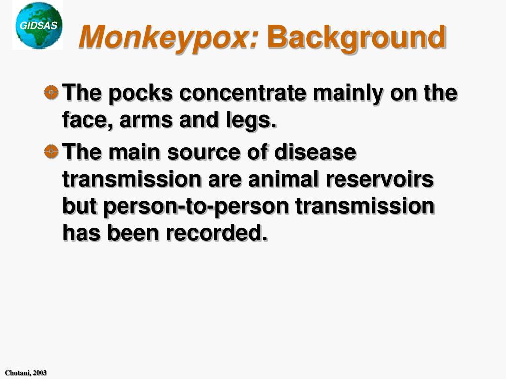 Monkeypox: