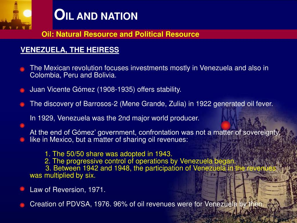 The Mexican revolution focuses investments mostly in Venezuela and also in   Colombia, Peru and Bolivia.
