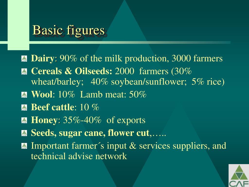 Basic figures