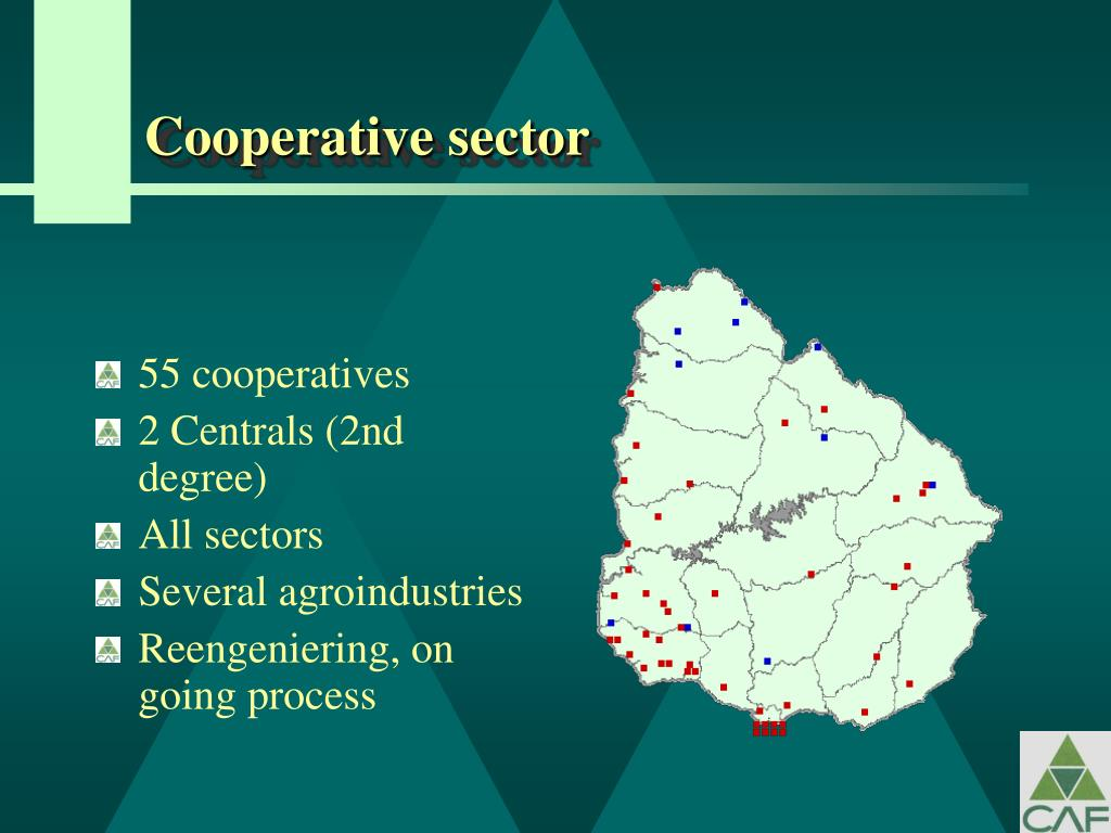 Cooperative sector