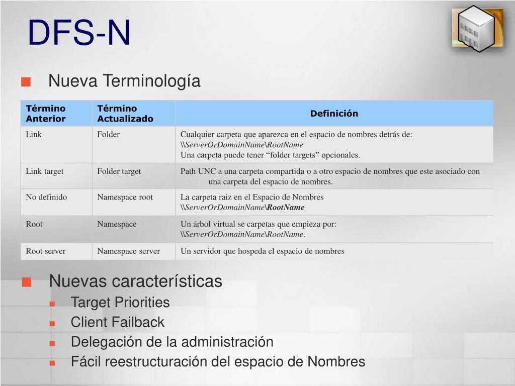 DFS-N