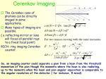 cerenkov imaging