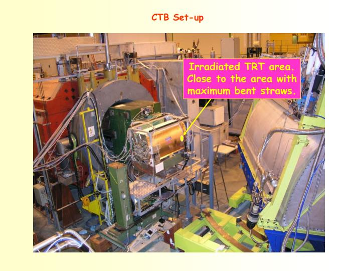 CTB Set-up