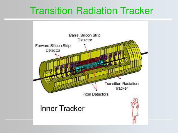 Transition Radiation Tracker