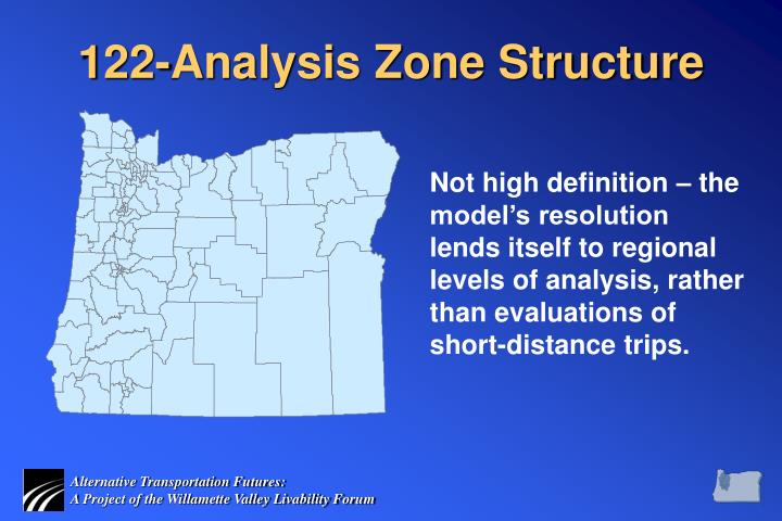 122-Analysis Zone Structure