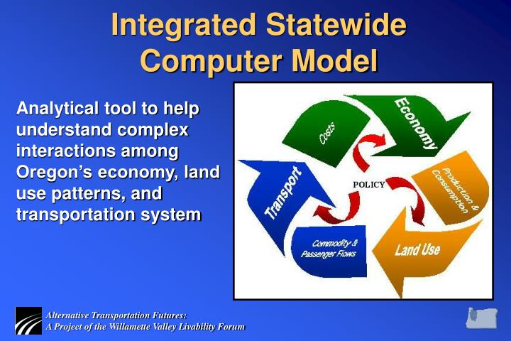 Integrated Statewide