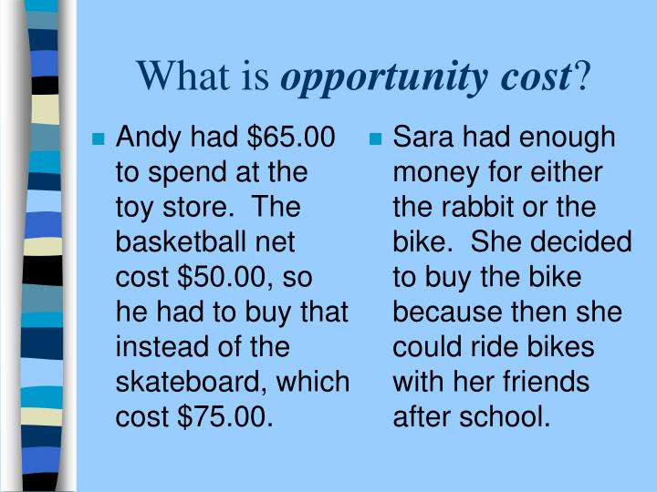 Andy had $65.00 to spend at the toy store.  The basketball net cost $50.00, so he had to buy that instead of the skateboard, which cost $75.00.
