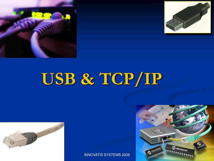 Usb tcp ip
