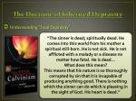 the doctrine of inherited depravity6