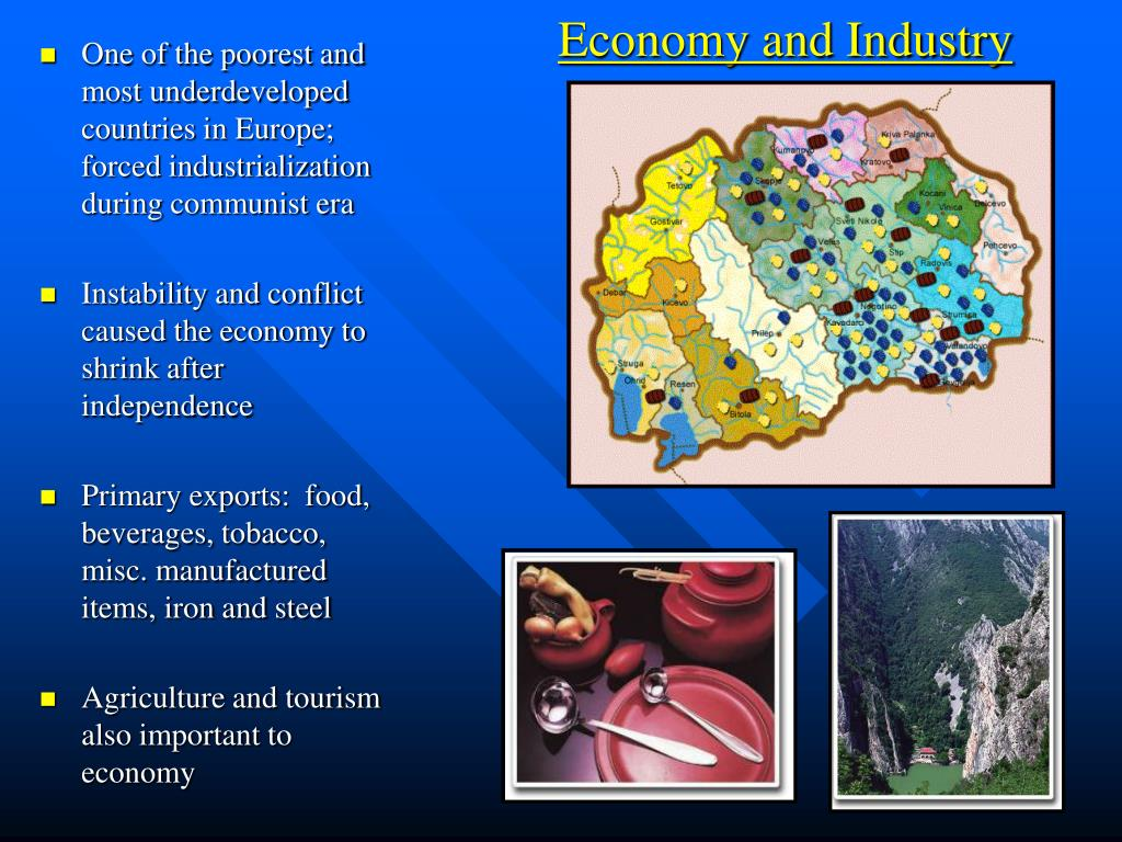 Economy and Industry