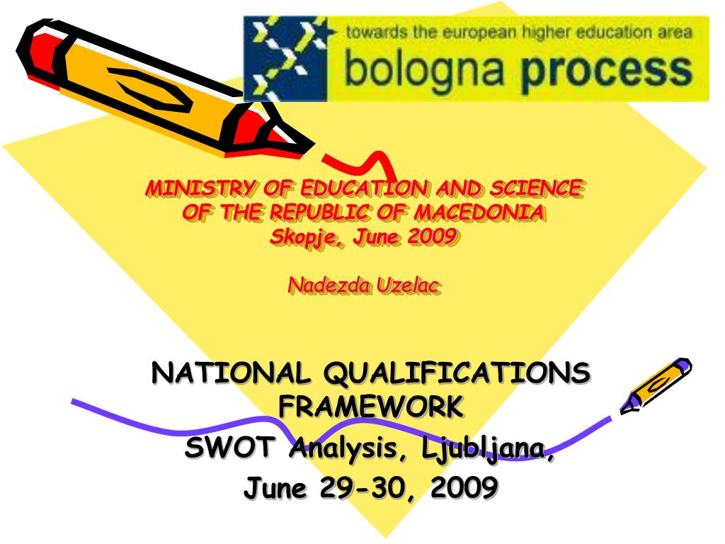 ministry of education and science of the republic of macedonia skopje june 2009 nadezda uzelac