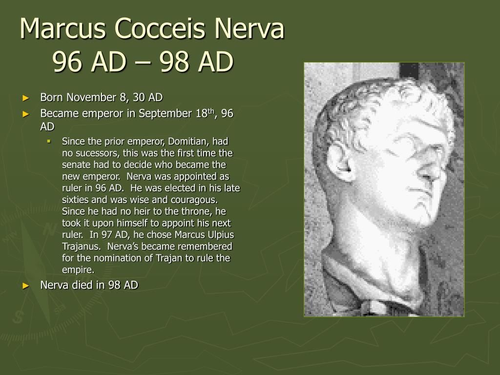 Marcus Cocceis Nerva