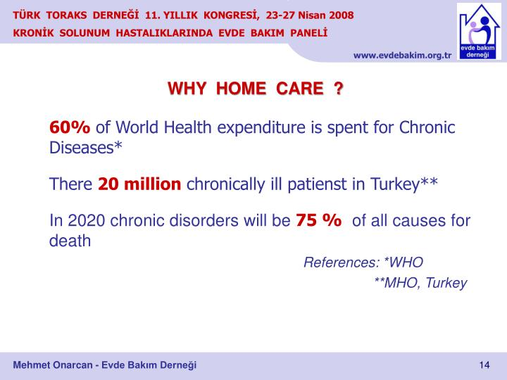 WHY  HOME  CARE  ?